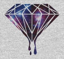 Galaxy Diamond One Piece - Long Sleeve