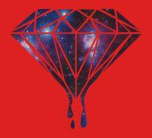 Galaxy Diamond Baby Tee