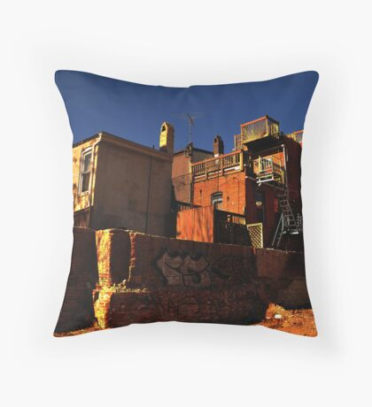 Mult Throw Pillow