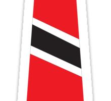 Trini Tie T- Shirt Sticker