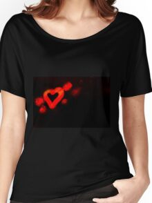 San valentines day Women's Relaxed Fit T-Shirt