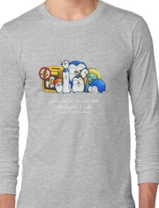 Penguination - 1 Penguin 1 Vote Long Sleeve T-Shirt