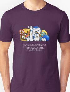 Penguination - 1 Penguin 1 Vote Unisex T-Shirt
