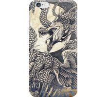 The Gwiber of Penmachno iPhone Case/Skin