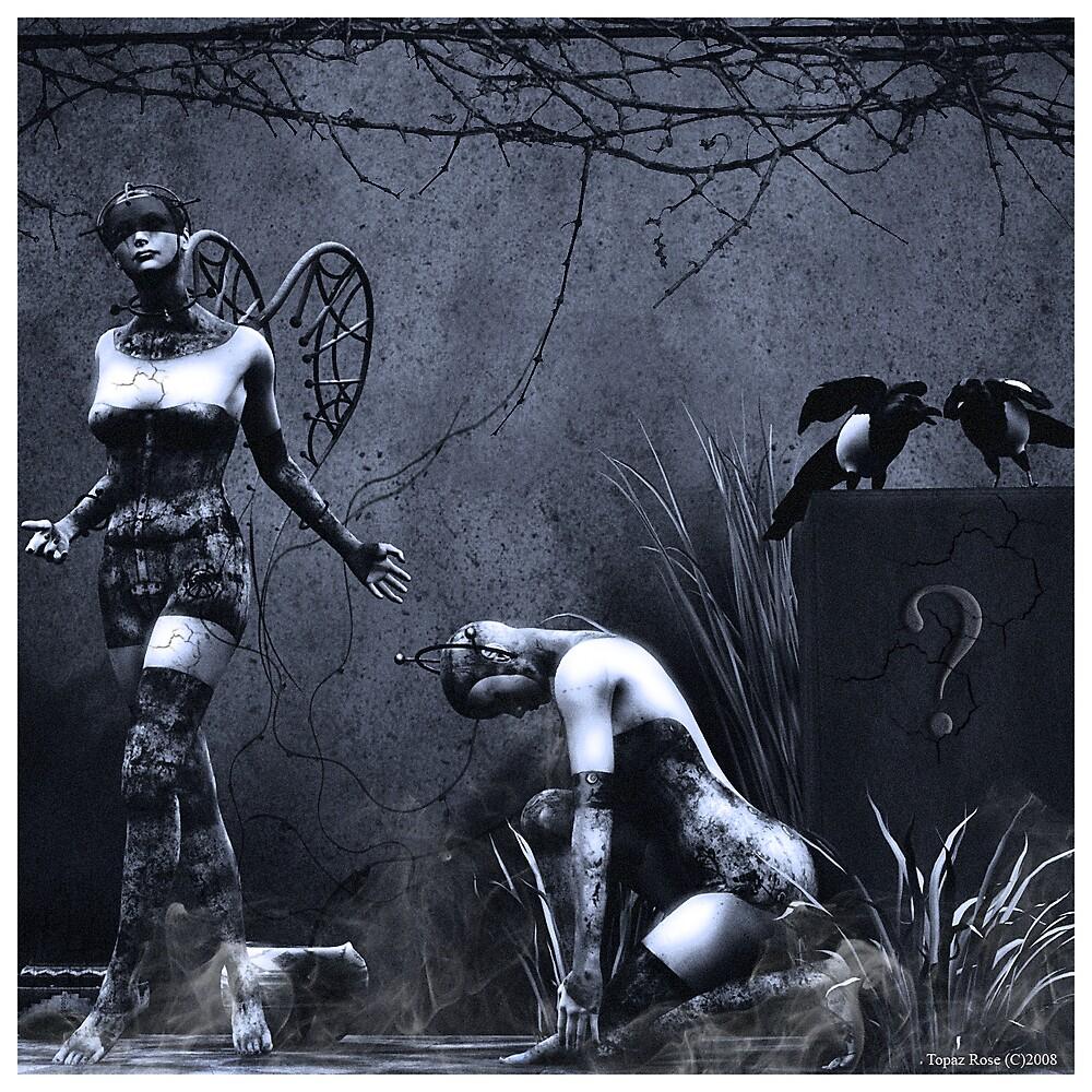 ..Gothic angels... by Shane Gallagher