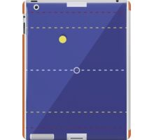 SPORT PERSPECTIVE - WATERPOLO iPad Case/Skin