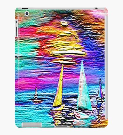 Sailing iPad Case/Skin