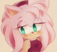 Amy Rose (Sonic the Hedgehog) by SonicIsFree