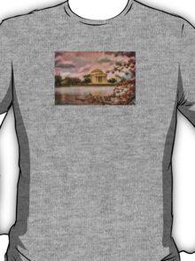 Dawn Over The Jefferson Memorial T-Shirt