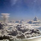 Clouds over Spain by Rupert  Russell