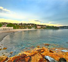 Picturesque - Balmoral Beach - The HDR Experience by Philip Johnson