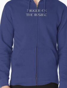 Bigger on the Inside Zipped Hoodie