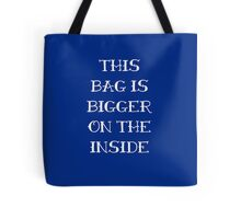 Bigger on the Inside Tote Bag