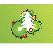 Vector Tree Photographic Print