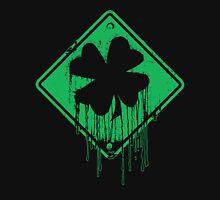 Dripping Irish Shamrock St. Patrick's Day Unisex T-Shirt