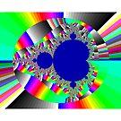 Mandelbrot series VII by Rupert Russell