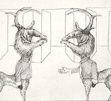 Deer Hands by faithkim8