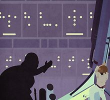 Star Wars Bespin Duel by lynxcollection