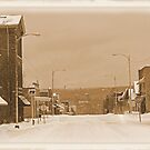 Snow in Sepia by Susan S. Kline
