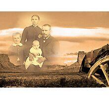 Oh Pioneers! Photographic Print