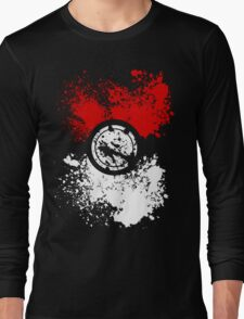 Poke Splat Long Sleeve T-Shirt