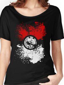 Poke Splat Women's Relaxed Fit T-Shirt