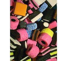 Mixed Candy Photographic Print