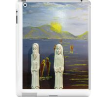 The Ten Commandments   To a Better Place iPad Case/Skin