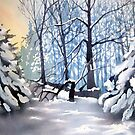 Snowed Under by Glenn  Marshall