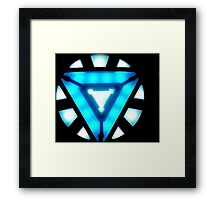 reactor arc Framed Print