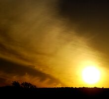 Pilbara Sunrise by assh0le