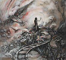An Awakening Borne Not Of Light by AK Westerman