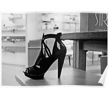 SIR shoe Poster