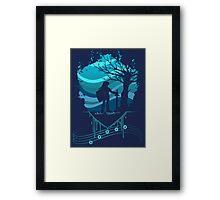 Serenade of Water Framed Print
