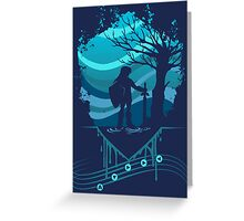 Serenade of Water Greeting Card