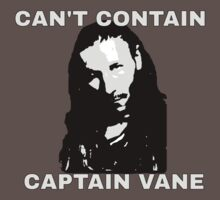 Can't Contain Captain Vane by EvaEV