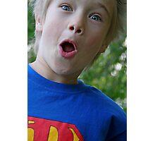 Superman! Photographic Print