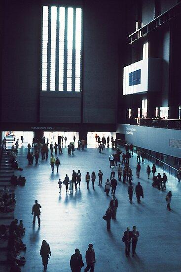 Tate Modern by John Violet