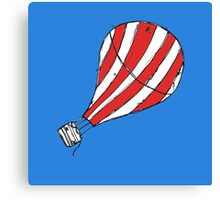 Balloon... Canvas Print