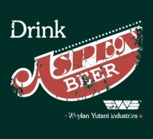Aspen Beer Promo shirt by w1ckerman
