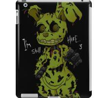 FNAF 3 Springtrap iPad Case/Skin