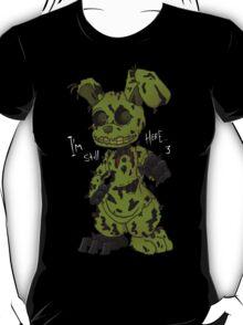 FNAF 3 Springtrap T-Shirt