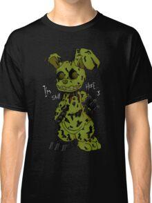 FNAF 3 Springtrap Classic T-Shirt