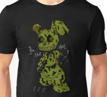 FNAF 3 Springtrap Unisex T-Shirt
