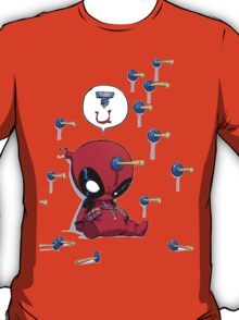 Deadpool is Pissed T-Shirt