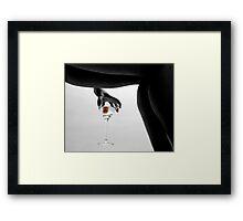 martini! Framed Print