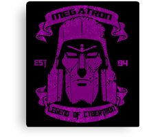 Legend Of Cybertron - Megatron  Canvas Print