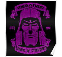 Legend Of Cybertron - Megatron  Poster