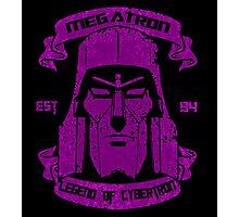 Legend Of Cybertron - Megatron  Photographic Print