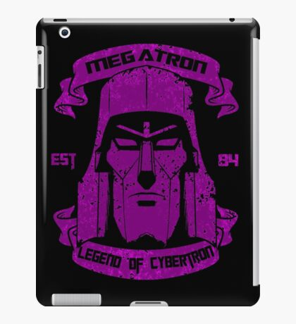 Legend Of Cybertron - Megatron  iPad Case/Skin